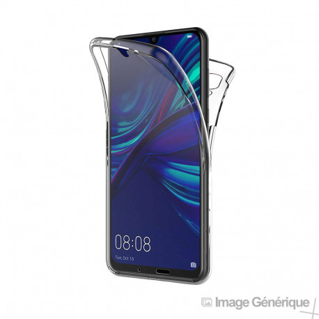Coque Silicone Pour Huawei P Smart 2019