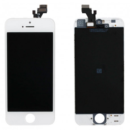 Ecran LCD Pour Iphone 5 Blanc