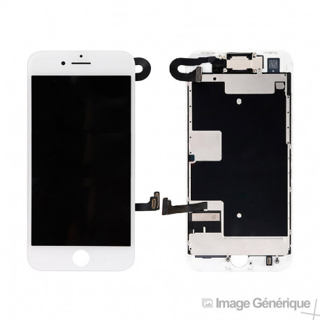 Ecran LCD Pour iPhone 8 Blanc