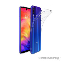 Coque Silicone Transparente pour Xiaomi Redmi Note 7