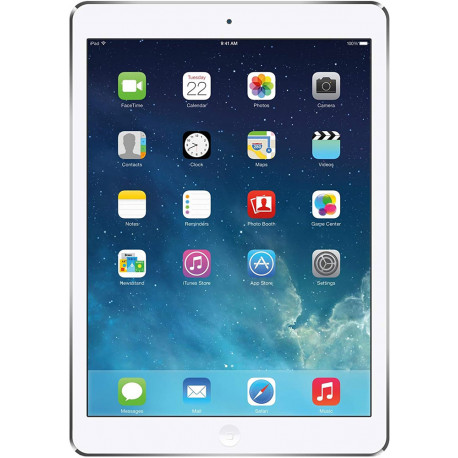 iPad Air 16 Go Wifi Argent - Relifemobile Grade A