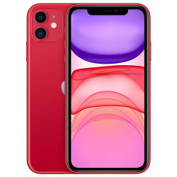 iPhone 11 64Go Rouge