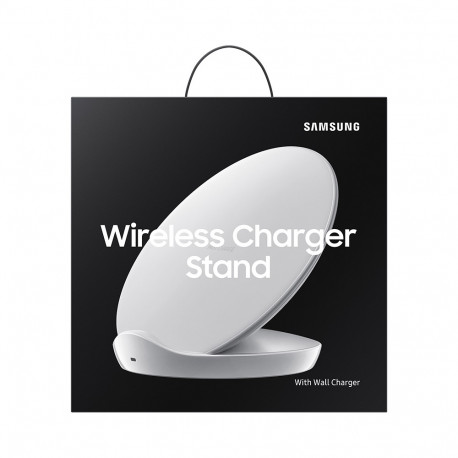 Samsung EP-N5100BWEGWW - Chargeur à Induction Rapide 1A - Blanc (Emballage Originale)