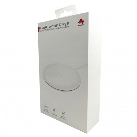 Huawei CP-60 - Chargeur à Induction Rapide 15W - Blanc (Emballage Originale)