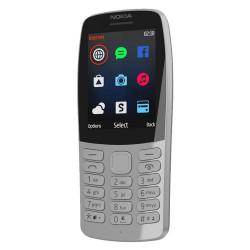 Nokia 210 - Double Sim - Gris