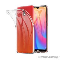 Coque Silicone Transparente pour Xiaomi Redmi 8A