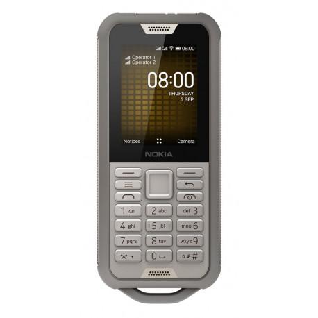 Nokia 800 Tough - Double Sim - Sable