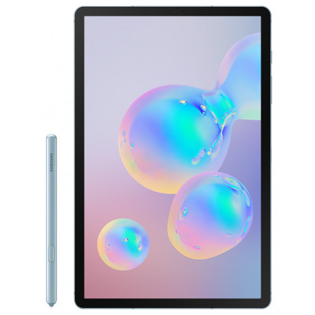 Samsung T865 Galaxy Tab S6 Cloud - 10.5'' - Wifi & Cellular - 128Go, 6Go RAM - Bleu