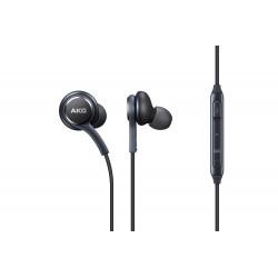 Samsung EO-IG955 - Écouteur AKG Intra Auriculaire - Prise Jack 3.5 - Télécommande - Noir(Emballage Originale)