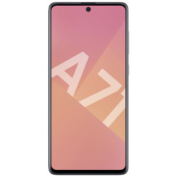 Samsung A715F/DS Galaxy A71 - Double Sim - 128Go, 6Go RAM - Argent