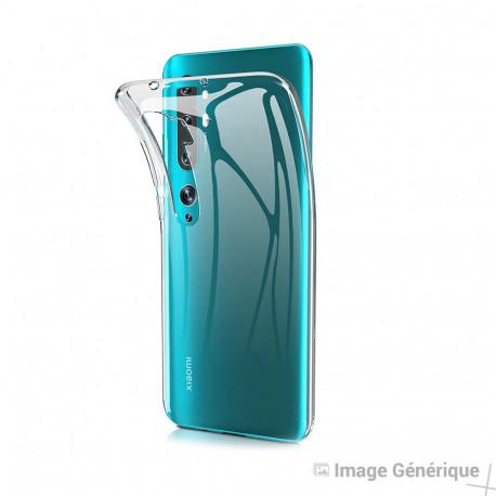 Coque Silicone Transparente pour Xiaomi Mi Note 10