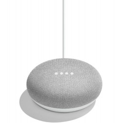 Google Home Mini - Assistant Personnel - Blanc