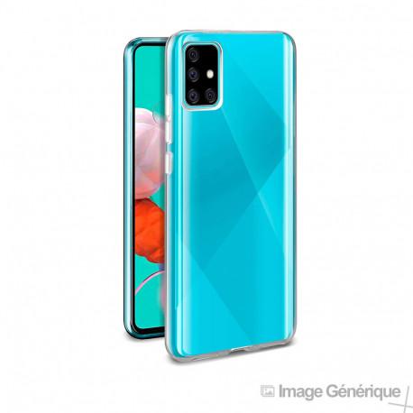 Coque Silicone Pour Samsung Galaxy A51 (0.5mm, Transparent)