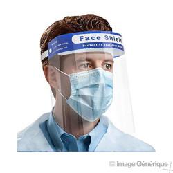 Pack de 10 Visières de Protection Facial