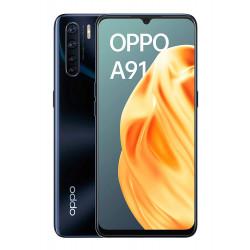 Oppo A91 - Double Sim - Ecran 6.4'' - 128Go, 8Go RAM - Noir