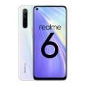 Realme 6 - Double Sim - Ecran 6.5'' - 64Go, 4Go RAM - Blanc