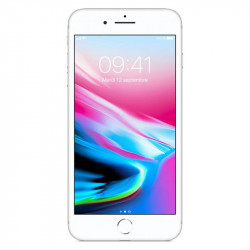 Apple iPhone 8 Plus - 128 Go - Argent