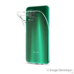 Coque Silicone Transparente pour Huawei P40 Lite