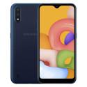 Samsung A015F/DS Galaxy A01 - Double Sim - 16Go, 2Go RAM - Bleu (Version NON Garantie*)