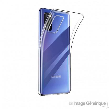 Coque Silicone Pour Samsung Galaxy A41 (0.5mm, Transparent)