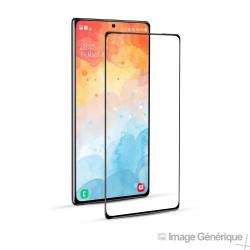 Verre Trempé Intégral Pour Samsung Galaxy Note 20 (5D, Noir)