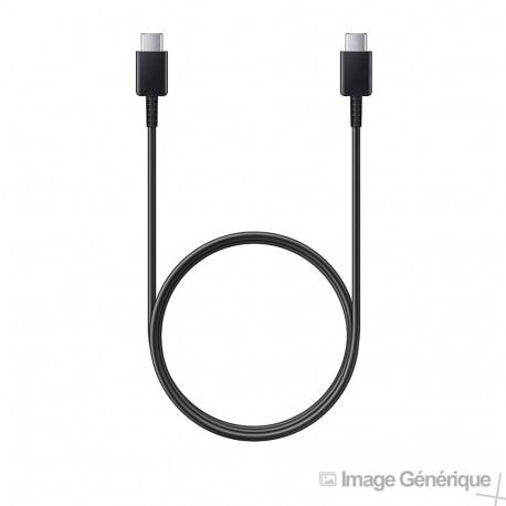 Samsung EP-DG950CBE - Câble USB Type-C - 1.2m - Noir (En Vrac)