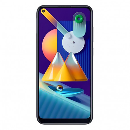 Samsung M115F/DSN Galaxy M11 (Double Sim, 32 Go, 3 Go RAM) Noir