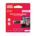Clé USB GoodRam 32 Go - Fonction OTG - USB 3.0 - Micro USB - Noir