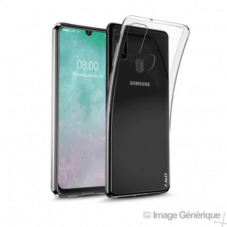 Coque Silicone Pour Samsung Galaxy M21 (0.5mm, Transparent)