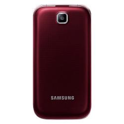 Samsung C3592 (Ecran 2.4'' - Clapet) Rouge