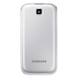 Samsung C3592 (Ecran 2.4'' - Clapet) Blanc