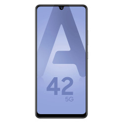 Samsung A426B/DS Galaxy A42 5G (Double Sim - 128 Go, 4 Go RAM) Blanc