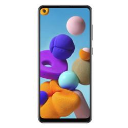 Samsung A217 Galaxy A21S - Double Sim - 128 Go, 4 Go RAM - Noir
