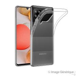 Coque Silicone pour Samsung Galaxy A42 5G (0.5mm, Transparent)