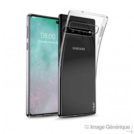 Coque Silicone pour Samsung Galaxy  S10 5G - (0.5mm, Transparent)