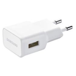 Samsung ETAOU83EWE - Adaptateur Secteur USB - 1A - Blanc (En Vrac)
