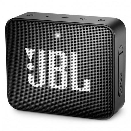 JBL Go 2 (Enceinte Bluetooth) - Noir