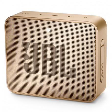 JBL Go 2 (Enceinte Bluetooth) - Champagne