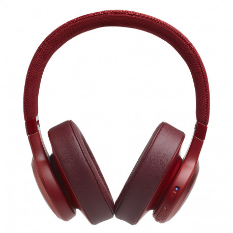 JBL Live 500BT (Casque Bluetooth) - Rouge