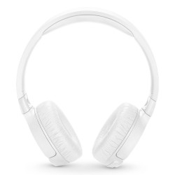 JBL Tune 600BTnc (Casque Bluetooth) - Blanc