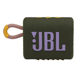 JBL Go 3 (Enceinte Bluetooth) - Vert