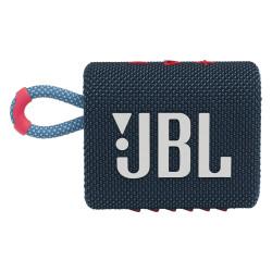 JBL Go 3 (Enceinte Bluetooth) - Bleu / Rose