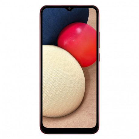 Samsung A025F/DS Galaxy A02s (Double Sim - 32 Go, 3 Go RAM) Rouge (Version non Garantie*)
