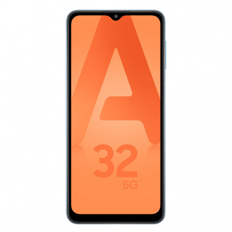 Samsung A326B/DS Galaxy A32 5G (Double Sim - 64 Go, 4 Go RAM) Bleu