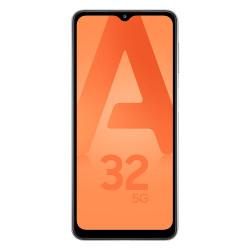 Samsung A326B/DS Galaxy A32 5G (Double Sim - 64 Go, 4 Go RAM) Blanc