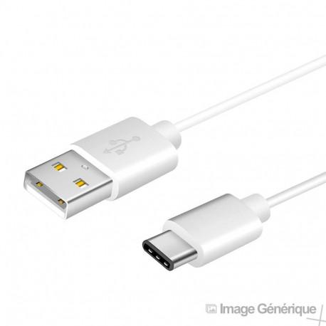 Samsung EP-DN930CWE Câble USB Type-C  (1.2m, Blanc) En Vrac