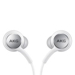 Samsung GH59-15107A - Écouteur AKG Intra Auriculaire Connecteur Type C, Blanc, Télécommande) Vrac