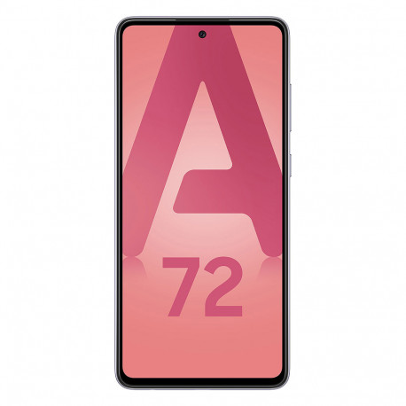 Samsung A725F/DS Galaxy A72 (Double Sim - 128 Go, 6 Go RAM) Violet