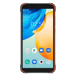 Blackview BV4900 Pro (Double Sim - Ecran de 5.7'' - 64 Go, 4 Go RAM) Orange