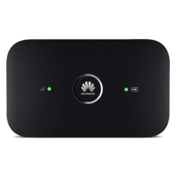 Huawei E5573 - Modem Routeur Sans Fil 4G (150 Mbps) Noir